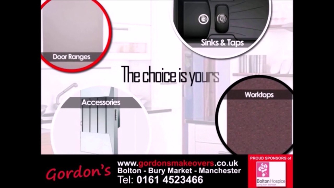 Welcome to Gordon\'s Makeovers! - YouTube