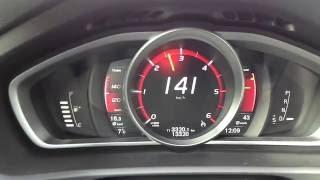 Пользовательский обзор Volvo v40 1.8d 2016 (и немного о  Citroen Picasso auto) ч2