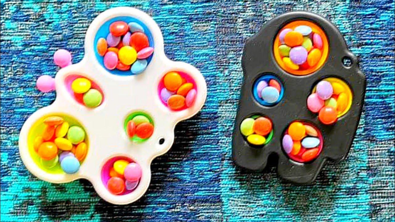 POP IT ASMR SATISFYING Fidget Toys Simple dimple   TikTok Compilation