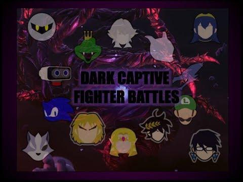 Super Smash Bros Ultimate: Dark Captive Fighter Battles w/Kirby thumbnail