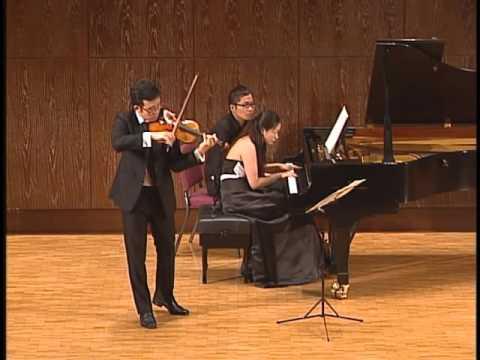 Poulenc Violin Sonata