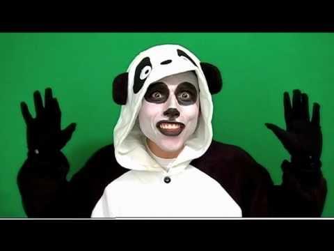 Sexual harassment panda costume rental