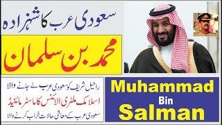 Muhammad Bin Salman Life Story, Saudi Arab ka Sehzada in Urdu/Hindi