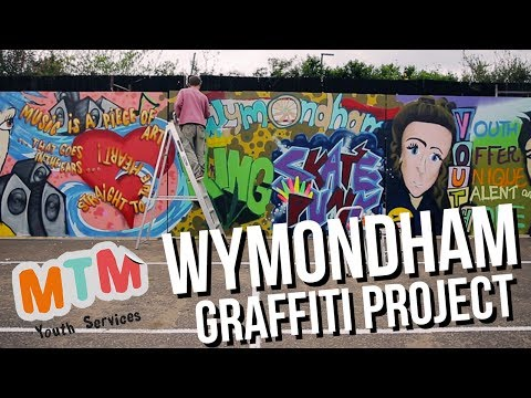 Wymondham Graffiti Project - Social Action Film