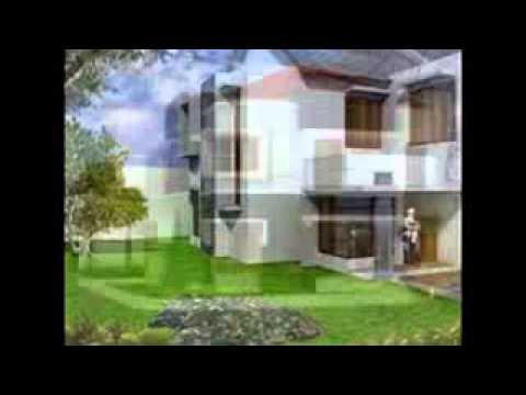gambar rumah minimalis terbaru desain rumah modern model