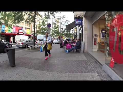 2017-08-04: Walking around Luxemburg city