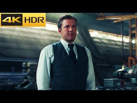 Batcave | Justice League 4k HDR