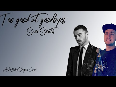 Too Good At Goodbyes - by Sam Smith (Michael Ryan Cover)