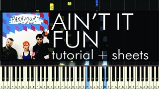 "How to Play ""Ain"