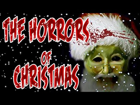 """""""The Horrors of Christmas"""" by Michael Whitehouse 