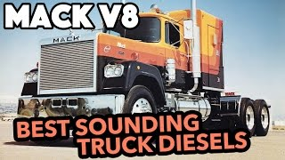 10 Best Sounding Truck Diesel Engines