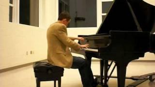 Bach-Timofeev. Violin sonata no. 1 in G minor BWV 1001: I. Adagio | piano transcription