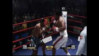 EA Sports Fight Night Champion (Playstation 3) Game Play