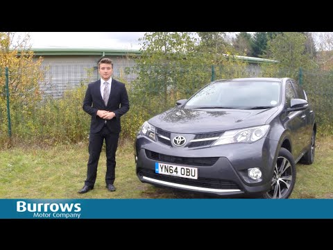 Car review Toyota Rav 4 (Compact SUV 2014) Burrows Motor Company