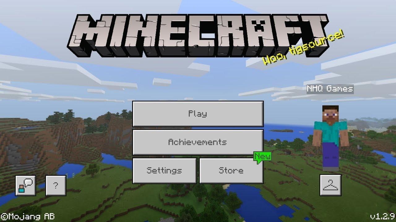 minecraft windows 10 for free 2018