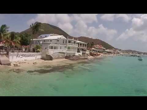 St Martin- St Maarten Grand Case Beach