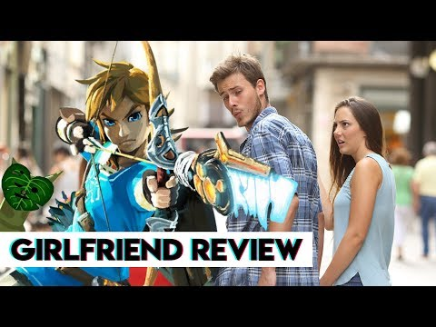 Should Your Boyfriend Play Zelda: Breath of the Wild?