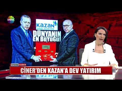 Ciner'den Kazan'a Dev Yatırım