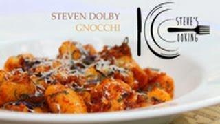 Gnocchi With Sun-dried Tomato And Almond Pesto Recipe