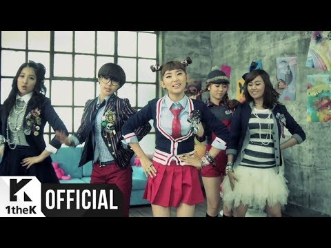 Download musik [MV] 4minute _ What A Girl Wants Mp3 terbaik