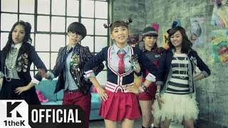 [MV] 4minute _ What A Girl Wants *English subtitles are now availab...