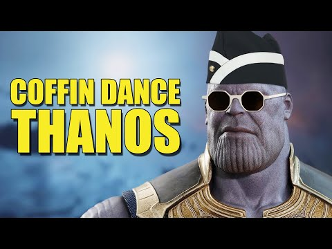 Coffin Dance - Thanos cover (Astronomia)
