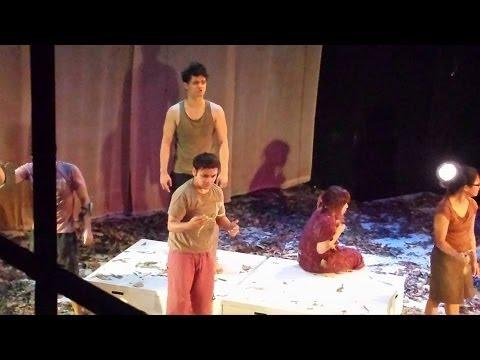 PETA Basic Acting Class (Summer Workshop 2014)