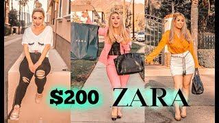 I Spent $200 at Zara | RUBBISH Customer Service!