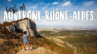 AUVERGNE-RHÔNE-ALPES : 4 jours à la découverte du Vercors et des environs de Valence