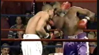 """Prince"" Charles Williams vs Merqui Sosa I Part 1"