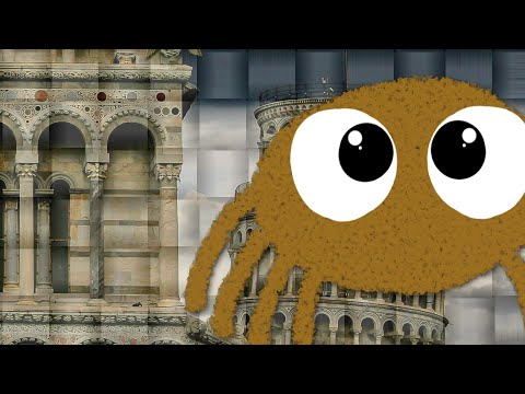 Incy Wincy Spider - Leaning Tower of Pisa 3