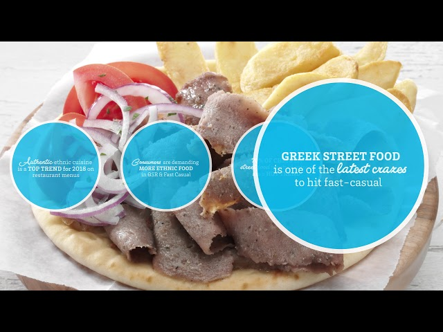 Introducing ReadyCarved Flame Broiled Off-the-Cone Gyro Slices
