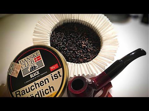 Табак для трубки Danske Club Black