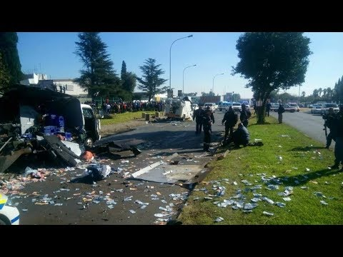 CIT HEIST – A TRULY INCREDIBLE & INSPIRING JOB DONE BY SAPS & FLYING SQUAD