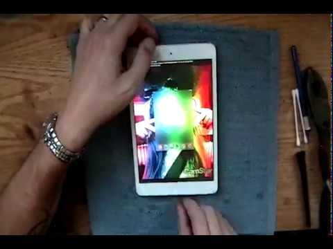 ipad mini screen replacement cracked screen repair