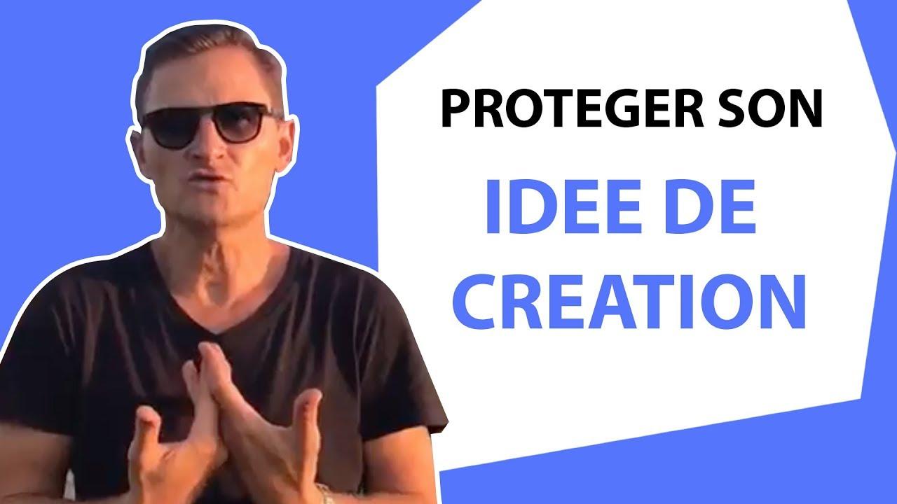 creation entreprise prot ger son id e de cr ation youtube. Black Bedroom Furniture Sets. Home Design Ideas
