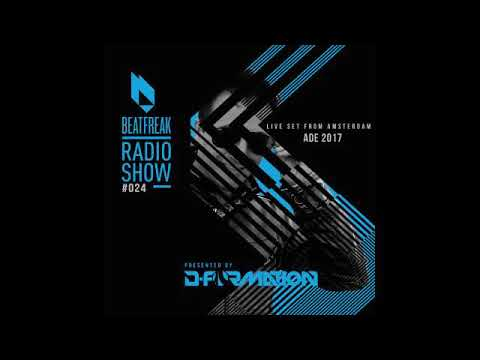 Beatfreak Radio Show By D-Formation #024 live set from Amsterdam, Club NL