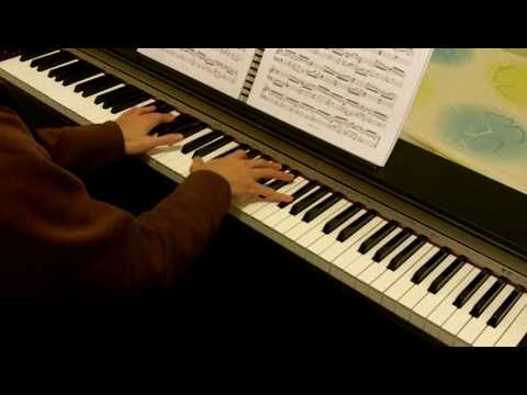 ABRSM Piano 2011-2012 Grade 6 A:6 A6 Zipoli Suite No.1 Movement 2 Corrente