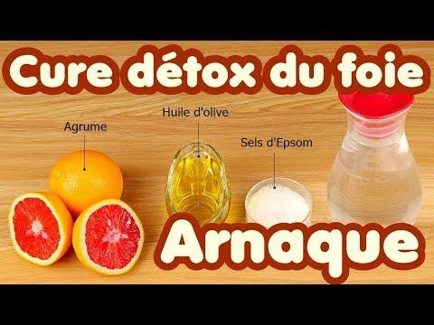 cure detox foie)