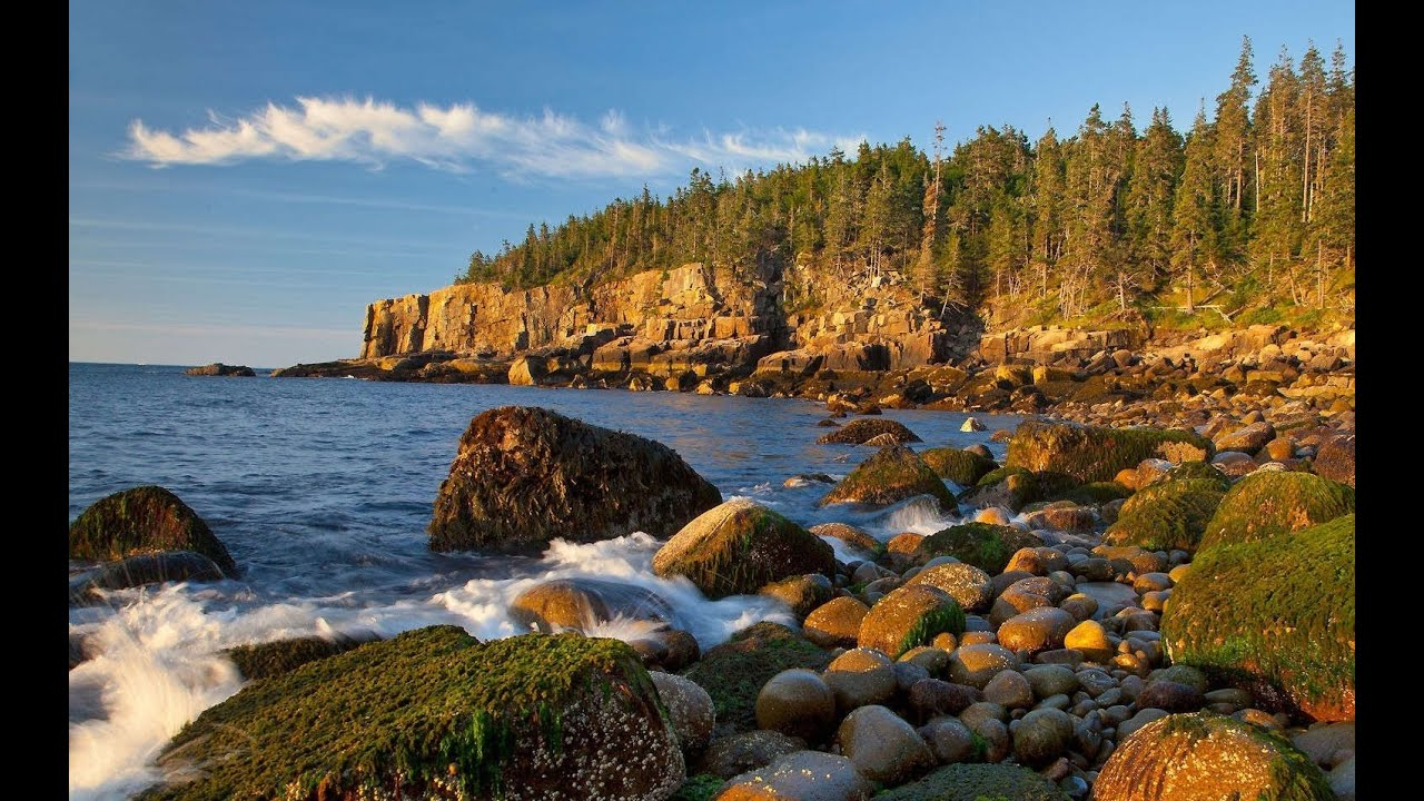 Top Tourist Attractions In State Maine Travel Guide Usa