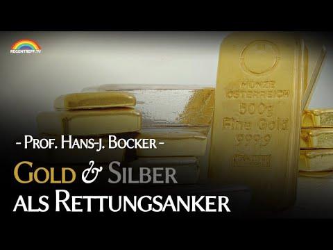 Gold & Silber als Rettungsanker - Prof. Hans J. Bocker