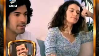 Kenan Doğulu Fatmagül'ün Suçu Ne Setine Sızarsa Ne Olur Beyaz Show 15 Haziran 2012
