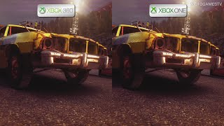 DiRT Showdown - Xbox 360 vs Xbox One (Backward Compatibility) - Graphics Comparison