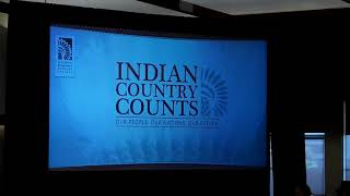 NCAI 2019 NATIONAL CONGRESS OF AMERICAN INDIANS  Indian Country Counts Campaign
