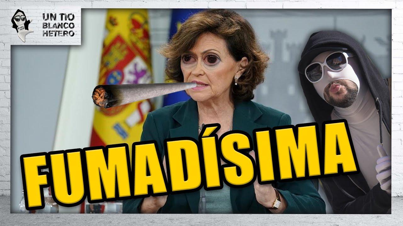 Carmen Calvo y la fumada progre | UTBED