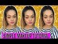नेपाली मेकअप ट्यूटोरियल || Simple Nepali Makeup Tutorial