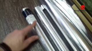 Фольгированный утеплитель для бани: видео-инструкция по монтажу своими руками, цена, фото
