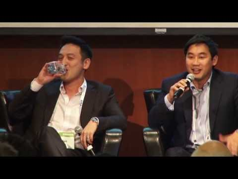 Entrepreneurs from the East (Coast) Session at 2013 beGLOBAL Conference in Silicon Valley