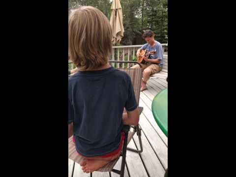 Michael and Forest Sing