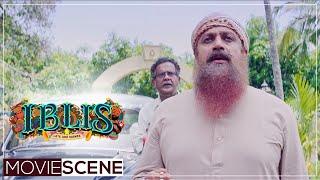 അല്ല ഈ കൊല്ലുന്നത് നല്ലതല്ലേ | Iblis Movie Scene | Asif Ali | Lal | Madonna Sebastian